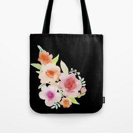 Spanish flowers Tote Bag
