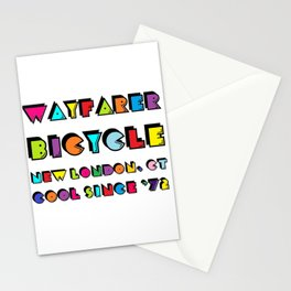 Cool Since '72 Stationery Cards