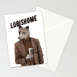 lobishome Stationery Cards