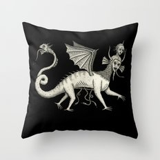 Vexadorae Throw Pillow