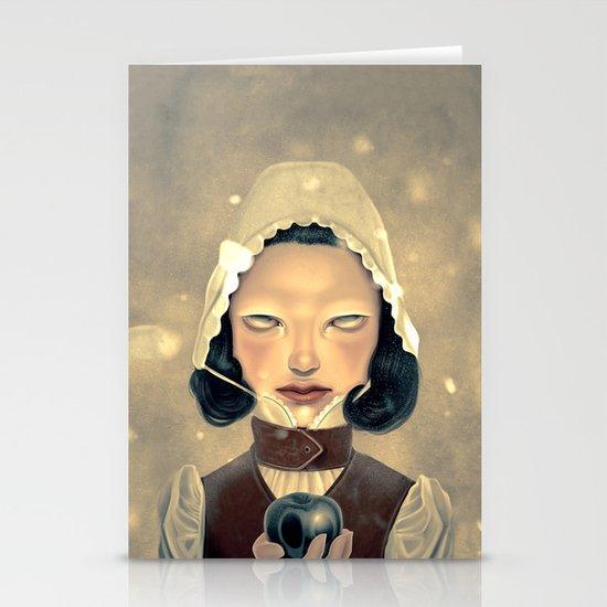 Snowhite Stationery Cards