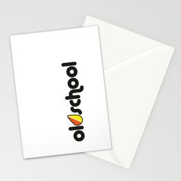 OLDSCHOOL v2 HQvector Stationery Cards