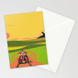 Farmhouse Hitchhiker Stationery Cards