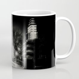 Night Cyclist Coffee Mug