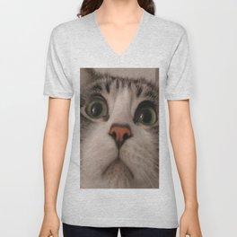 My cat Unisex V-Neck