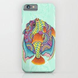 Tropical Wonderfish iPhone Case
