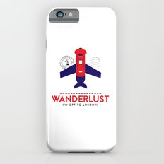 Royal Travel - London Wanderlust Slim Case iPhone 6s