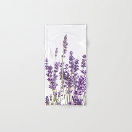 Purple Lavender #1 #decor #art #society6 Hand & Bath Towel