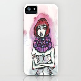 I can be colorful iPhone Case