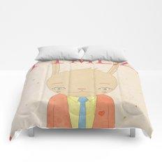 TIMEZ MAGAZINE HUG Comforters
