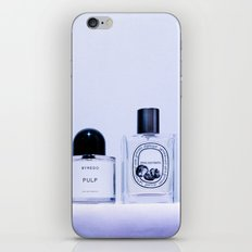 the scent ver.cool purple iPhone Skin