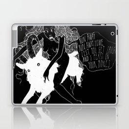 B O N E S Laptop & iPad Skin