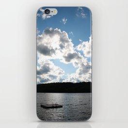 Harp Lake iPhone Skin