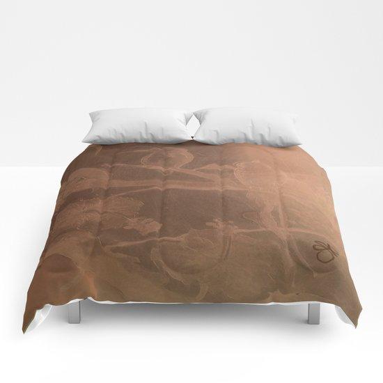 Hummingbird Heaven Comforters