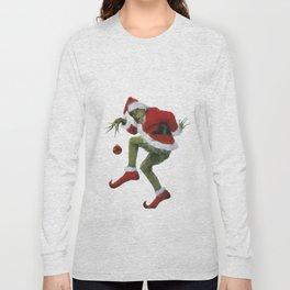 Christmas Grinch Long Sleeve T-shirt