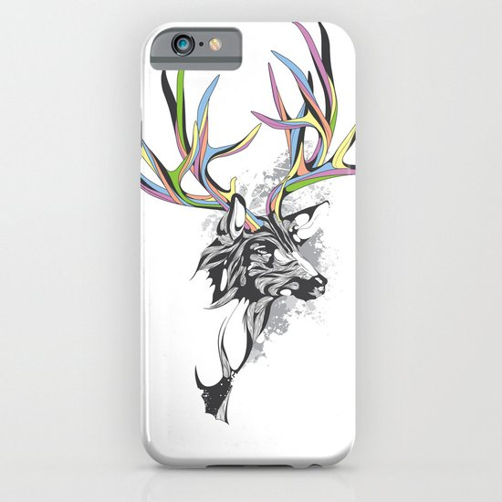 White-Tailed Deer iPhone & iPod Case