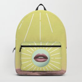 Let's Play With a Kiss Backpack
