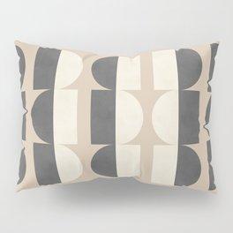 Abstraction_GEOMETRIC_SHAPE_ART_Minimalism_001A Pillow Sham