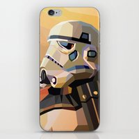 sand iPhone & iPod Skins featuring Sand by Liam Brazier