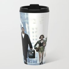 LEON, THE PROFESSIONAL Metal Travel Mug