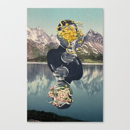 Bipolar Canvas Print