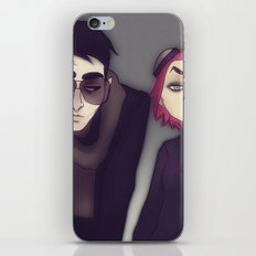 agnts iPhone & iPod Skin
