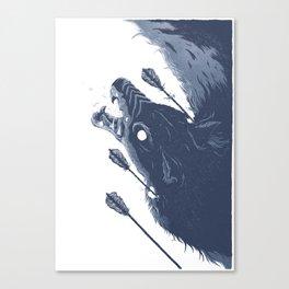 LunaRift Canvas Print