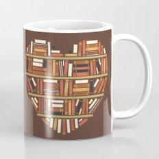 I Heart Books Mug