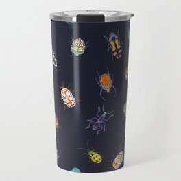 Beautiful bugs Travel Mug
