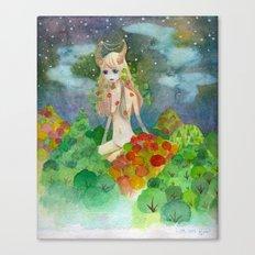 Mountain Queen Canvas Print