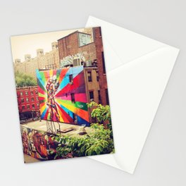 Kiss Explosion Stationery Cards