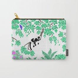 Rainforest Madagascar Carry-All Pouch