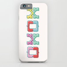 Color-Blocked XOXO Slim Case iPhone 6s