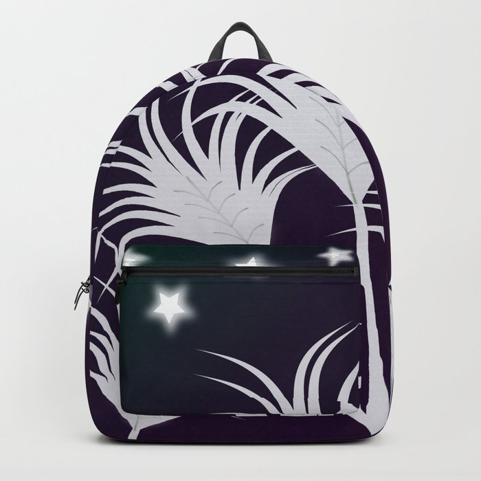 Palms at Night Backpack