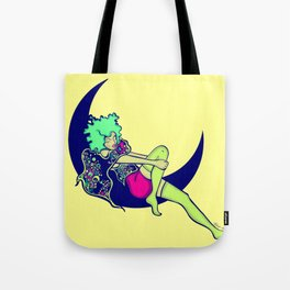 The Moon & I  Tote Bag
