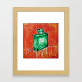 NO.৫ (BENGALI) Framed Art Print