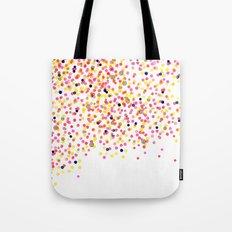 Watercolor Confetti! Tote Bag