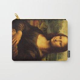 Mona Lisa - Leonardo da Vinci Carry-All Pouch