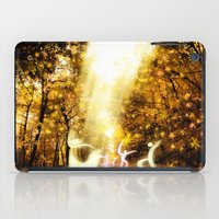 fairies iPad Cases featuring Dancing Fairies by Kristofferson Brice