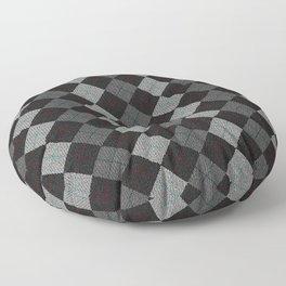 Golf Grey Floor Pillow