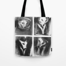 Laika! All hail the first dog in space. Tote Bag