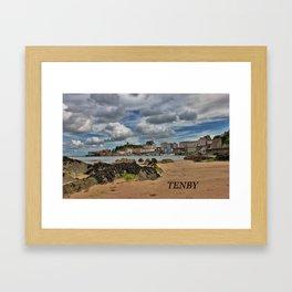 Tenby 1 Framed Art Print