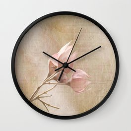 Artistic Expressions by KJ DeWaal presents Tranquil Wall Clock