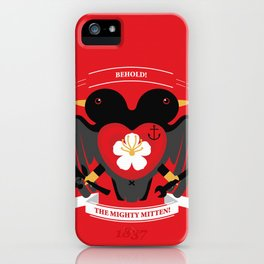 Doublebreasted Appleblossom iPhone Case
