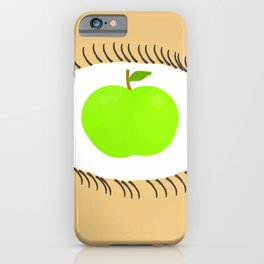 Apple of my Eye iPhone Case