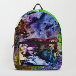 Oriental Dream of Beauty Backpack