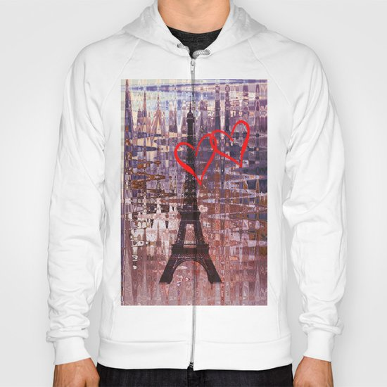 Evening in Paris Hoody