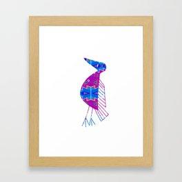 Indian Designs 246 Framed Art Print
