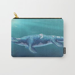 Tylosaurus Pembinensis Restored Carry-All Pouch
