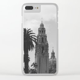 Bell tower Clear iPhone Case